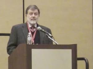 Annual Keynote Panel Discussion, 2012: George Hunsinger.